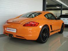 2009 Porsche Cayman S Sport - Rear 3/4