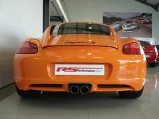 2009 Porsche Cayman S Sport - Rear