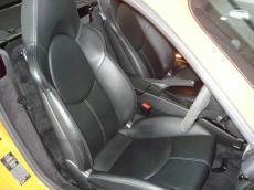 2009 Porsche Cayman S Sport - Seats