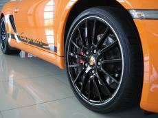 2009 Porsche Cayman S Sport - Detail