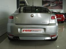 2006 Alfa Romeo GT 3.2 V6 Distinctive - Rear