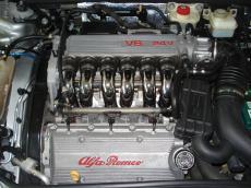 2006 Alfa Romeo GT 3.2 V6 Distinctive - Engine