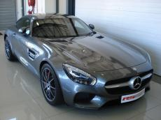2015 Mercedes-AMG GT S - Front 3/4