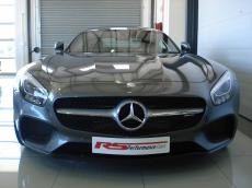 2015 Mercedes-AMG GT S - Front