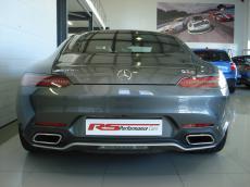 2015 Mercedes-AMG GT S - Rear