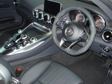 2015 Mercedes-AMG GT S - Interior
