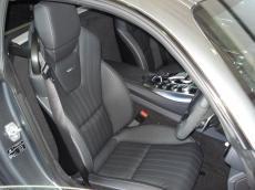 2015 Mercedes-AMG GT S - Seats