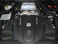 2015 Mercedes-AMG GT S - Engine