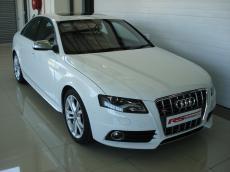 2011 Audi S4 3.0T FSi quattro - Front 3/4