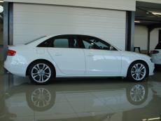 2011 Audi S4 3.0T FSi quattro - Side