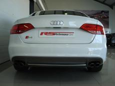 2011 Audi S4 3.0T FSi quattro - Rear
