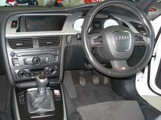 2011 Audi S4 3.0T FSi quattro - Interior
