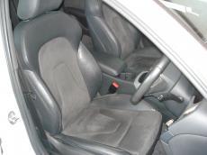2011 Audi S4 3.0T FSi quattro - Seats