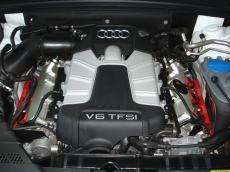 2011 Audi S4 3.0T FSi quattro - Engine