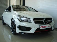 2014 Mercedes-Benz CLA45 AMG 4MATIC