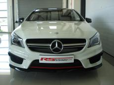 2014 Mercedes-Benz CLA45 AMG 4MATIC - Front