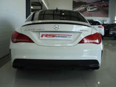 2014 Mercedes-Benz CLA45 AMG 4MATIC - Rear