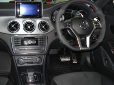 2014 Mercedes-Benz CLA45 AMG 4MATIC - Interior