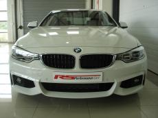 2015 BMW 435i Coupe M Sport A/T (F32) - Front