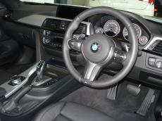 2015 BMW 435i Coupe M Sport A/T (F32) - Interior
