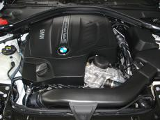 2015 BMW 435i Coupe M Sport A/T (F32) - Engine