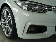 2015 BMW 435i Coupe M Sport A/T (F32) - Detail