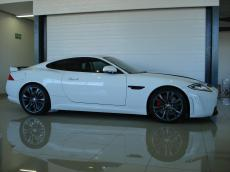 2012 Jaguar XKR-S 5.0 V8 S/C Coupe - Side