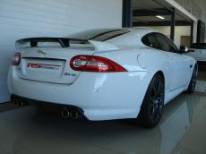 2012 Jaguar XKR-S 5.0 V8 S/C Coupe - Rear 3/4