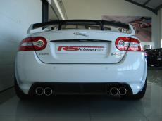 2012 Jaguar XKR-S 5.0 V8 S/C Coupe - Rear