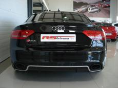 2011 Audi RS5 Coupe quattro S tronic - Rear