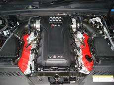 2011 Audi RS5 Coupe quattro S tronic - Engine