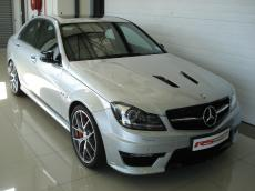 2014 Mercedes-Benz C63 AMG Edition 507 - Front 3/4
