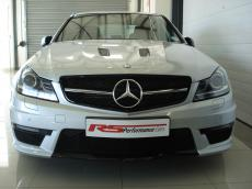 2014 Mercedes-Benz C63 AMG Edition 507 - Front