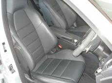 2014 Mercedes-Benz C63 AMG Edition 507 - Seats