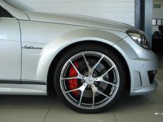 2014 Mercedes-Benz C63 AMG Edition 507 - Detail