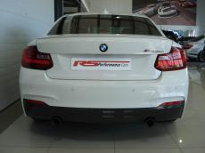 2015 BMW M235i Sport Auto (F22) - Rear
