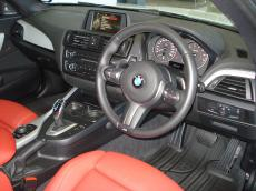 2015 BMW M235i Sport Auto (F22) - Interior