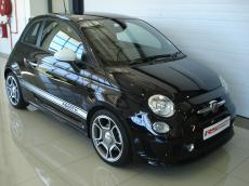2015 Abarth 500 1.4T - Front 3/4