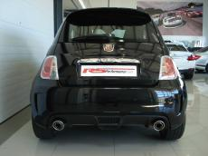 2015 Abarth 500 1.4T - Rear