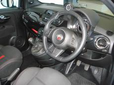 2015 Abarth 500 1.4T - Interior