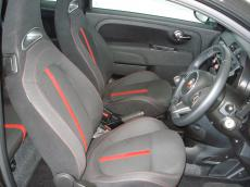 2015 Abarth 500 1.4T - Seats
