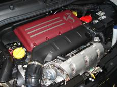 2015 Abarth 500 1.4T - Engine