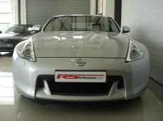 2012 Nissan 370Z Coupe A/T - Front