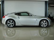 2012 Nissan 370Z Coupe A/T - Side