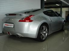2012 Nissan 370Z Coupe A/T - Rear 3/4