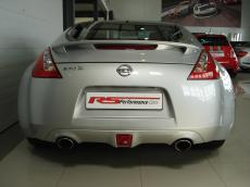 2012 Nissan 370Z Coupe A/T - Rear