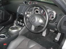 2012 Nissan 370Z Coupe A/T - Interior
