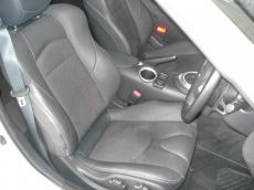 2012 Nissan 370Z Coupe A/T - Seats
