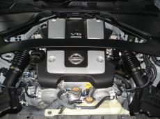 2012 Nissan 370Z Coupe A/T - Engine