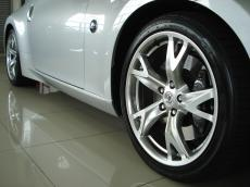 2012 Nissan 370Z Coupe A/T - Detail